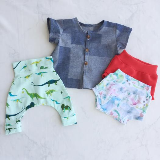 Favorite Sewing Patterns For Clothing The Baby In Your Life